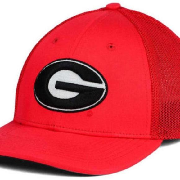 Nike Men s Georgia Bulldogs L91 Dri-Fit MeshSwoosh f894d0fc05cd